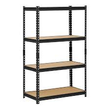 Wire Shelving Lowes by Furniture Cr4824 Edsal Shelving Lowes Utility Shelves