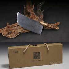 traditional kitchen knife folded steel knives for cutting meat