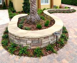 retaining wall decorative stone natural and cultured stone