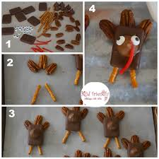 how to make a thanksgiving turkey chocolate u0026 caramel turkey treats for a thanksgiving fun food