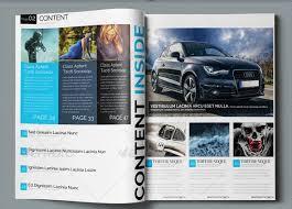 30 professional free u0026 premium indesign magazine templates