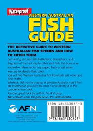 booktopia western australian fish guide waterproof pocket size