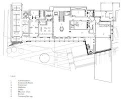museum floor plans westmoreland museum of american art by ennead architects