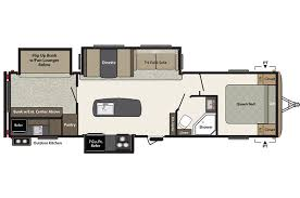 Springdale Rv Floor Plans 2015 Keystone Rv Springdale T18197 Colton Rv