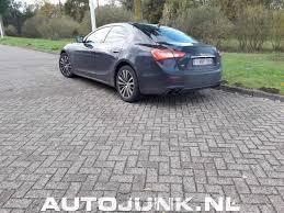 maserati ghibli aspec maserati ghibli foto u0027s autojunk nl 208151