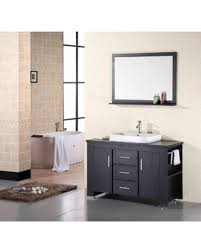 fresca fvn3318es contento 48 inch espresso modern bathroom don t miss this deal design element franklin 48 inch modern