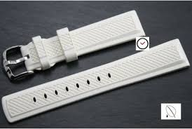 rubber bracelet watches images Rubber watch straps 2 pieces nato zulu 24mm lug width jpg