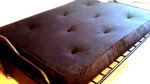 dhp 8 inch independently encased coil premium futon mattress