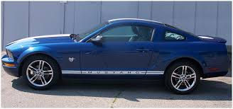 mustang 2009 for sale 2009 ford mustang 45th anniversary edition carmart fergus falls