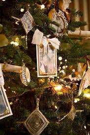 picture frame ornaments tree decor