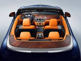 bright orange cars rolls royce dawn new droptop looks dropdead gorgeous photo