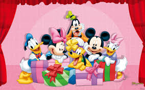 mickey mouse and friends cartoon wallpapers wallpapersin4k net