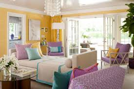Blue Purple Bedroom - 26 amazing living room color schemes decoholic