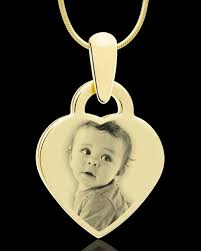 photo engraved necklace photo engraved small heart pendant i want one with all my kids