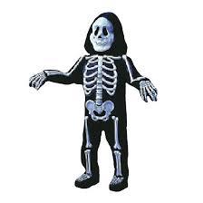 toddler boys skelebones costume 3t 4t target