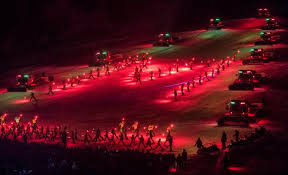 mammoth night of lights travel insider s guide to the mammoth mountain ski season press