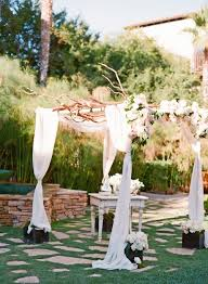 Trellis Rental Wedding San Diego Wedding Blog Found Vintage Rentals