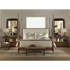 king hickory leather sofa chair alexa hampton tompkins king bed 6 6 uph headboard u0026 footboard