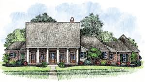 avery country french home plans louisiana house plans
