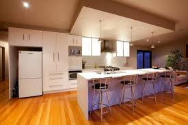 laminate benchtops with waterfall ends pauanui pinterest