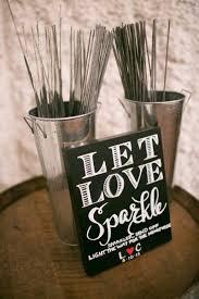 sparklers for wedding sparkler buckets wedding buckets galvanized buckets weddings