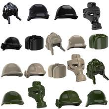 6pcs german army military swat soldiers special forces navy seals
