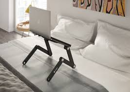 Adjustable Height Laptop Stand For Desk by Top 20 Best Laptop Desks For Bed In 2017 Reviews