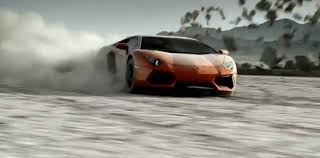Lamborghini Gallardo Drift - feature flick aventador ad channels lamborghini u0027s inner michael bay