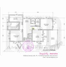floor plan and elevation of sloping roof house home roof plan 2