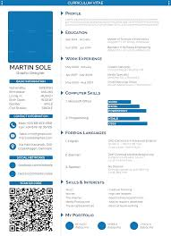best modern resume templates modern best modern resume template modern resume format best of