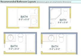 bathroom layout design 5 x 9 bathroom layout easywash club