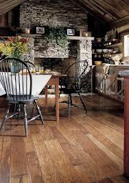 Hardwood Floor Kitchen by Best 25 Hickory Hardwood Flooring Ideas On Pinterest Hickory