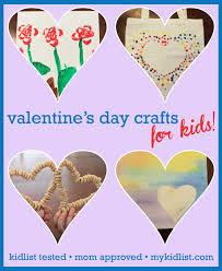 kid friendly valentine u0027s day crafts kidlist u2022 activities for kids