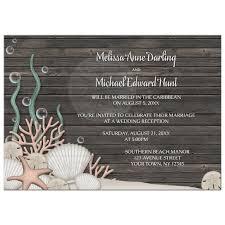 Post Wedding Invitations Beach Reception Invitations Beach Weddings Invitations