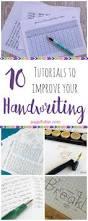 free cursive writing paper best 25 handwriting practice ideas only on pinterest penmanship 10 handwriting tutorials
