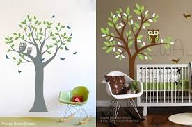Nursery Owl Decor Baby Nursery Decor Tree Branch Boy Owl Decoration