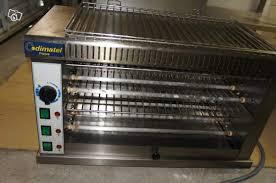 salamandre cuisine occasion toaster salamandre 2 niveaux occasion