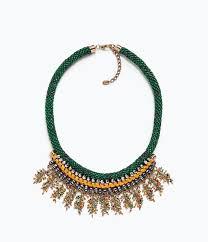 women necklace accessories images 23 best zara necklaces images necklaces collars jpg