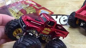 old grave digger monster truck wheels rlc 30th anniversary grave digger review youtube