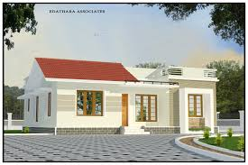 100 kerala home design single floor low cost 4 bedroom