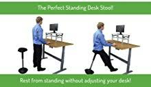 wobble stool adjustable height active sitting balance chair for