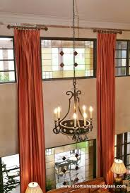 stained glass transom sun room dallas stained glass dallas