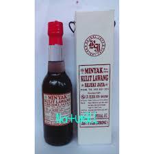 Minyak Lawang jual minyak kulit lawang rejeki jaya asli irian sorong 330 ml di