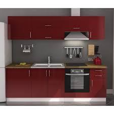 cuisine bordeaux mat exceptionnel meuble cuisine aubergine 3 arty cuisine compl232te