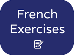 french exercises interactive exercises to accompany french tutorials