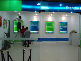 standard chartered bank by clarinita musa at coroflot com