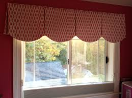 scalloped valance for little girls plum designs and blinds
