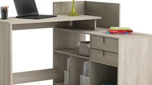 Schreibtisch Pc Vista Schreibtisch Pc Tisch Shannon Eiche