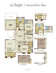 sage home plan by gehan homes in tierra del rio hacienda series