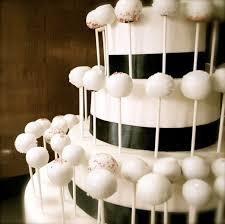 wedding desserts the cake pop trend